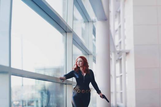 Black Widow -- Demolition Woman