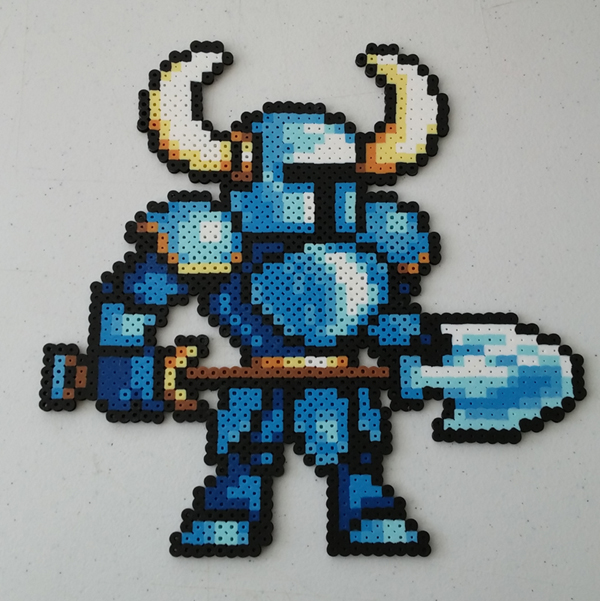 Perler Beads patterns favourites by FoxyEevee on DeviantArt