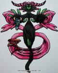 Enchantress Battle Perler Beads
