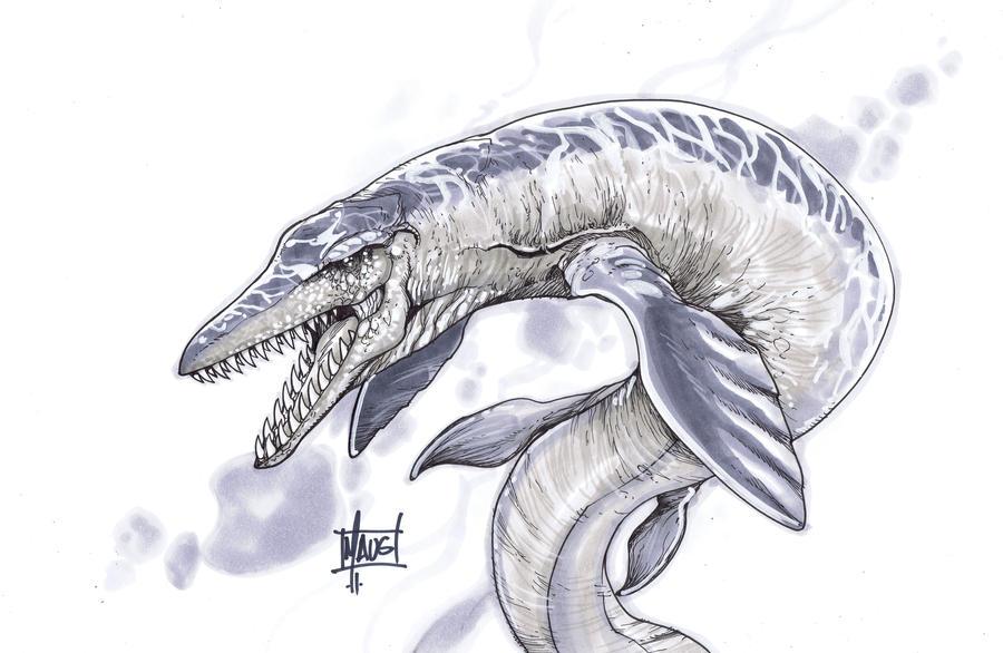 http://fc01.deviantart.net/fs71/i/2011/245/9/9/mosasaur_copic_sketch_by_maus_by_billmausart-d48o9lp.jpg