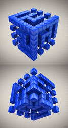 FC 3D Cube by WildHand