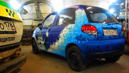 Dosta car 03 by WildHand