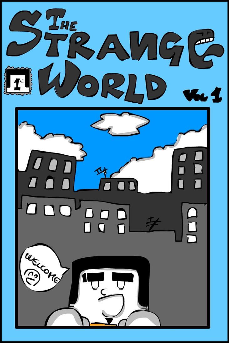 The Strange World - Cover 1 by crisworld