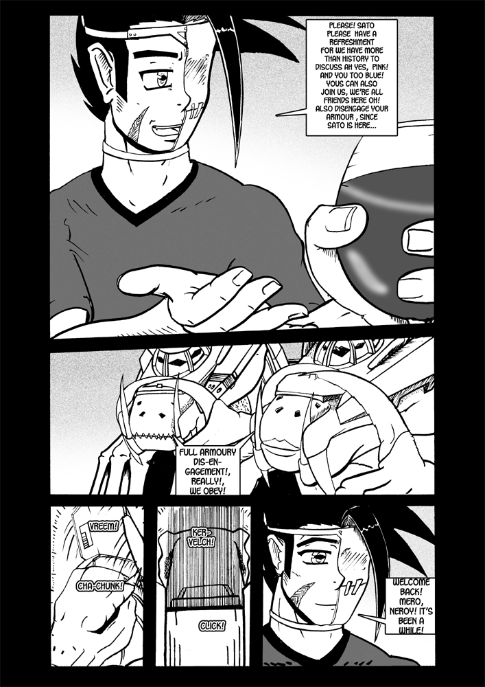 Eternal War Ends - Page 13 by ChaosAlexander