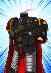Mimi And Auu Character - Sinsor - Templar knight