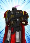 Mimi And Auu Character - Sinsor - Templar knight by ChaosAlexander