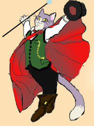 Circ Du Contes: Master of Tales