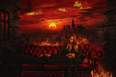 Lucifer by GalleryGestapo