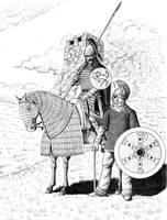Byzantine army by mietlik