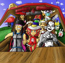 Mr.Kievan's Wild Ride