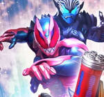Kamen rider revice is leaked