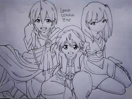 magi ! by LenaArt7