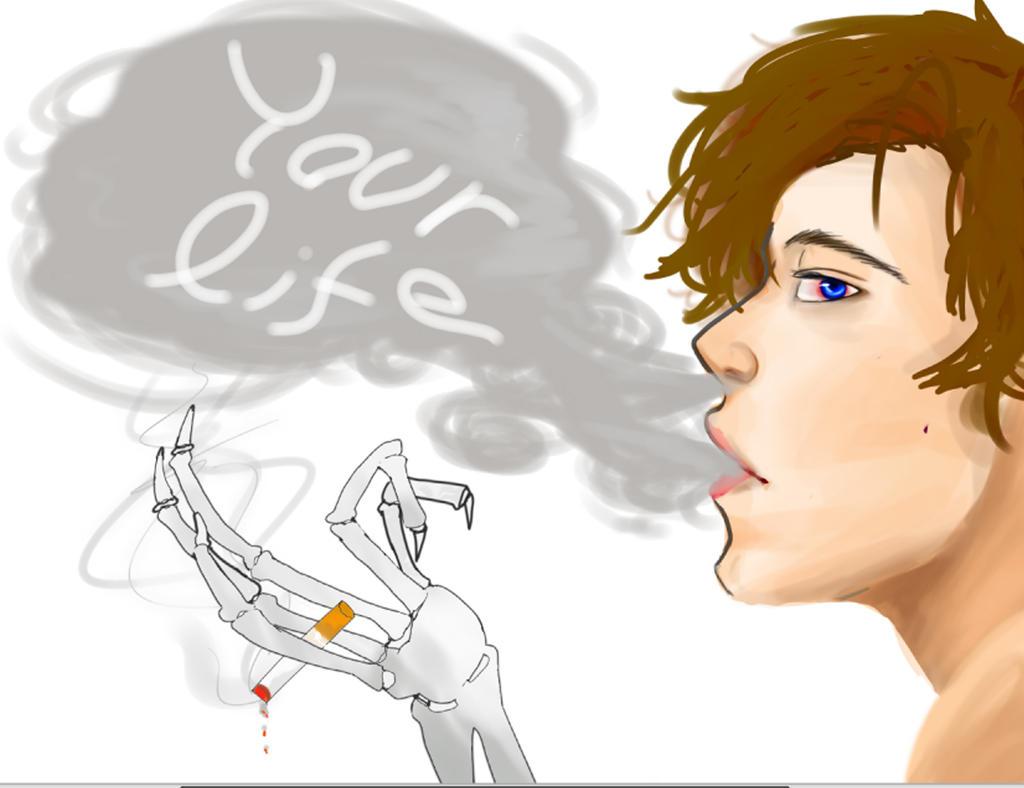 Smoking by durpdur