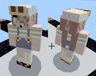 My Minecraft Skin by Trevbot911