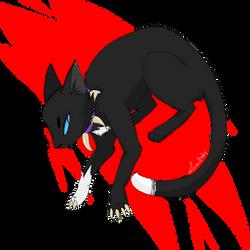 King Edgelord Murder Cat