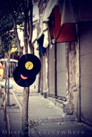 Music is everywhere.. by ProfesorBatu