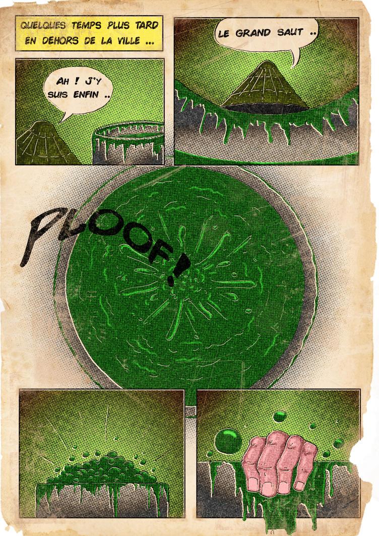 Super-Palourde#1 vs Bloody-Patella p3 by TAHR-Thomas-Radas