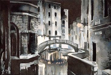 Venecia by Enmascarada