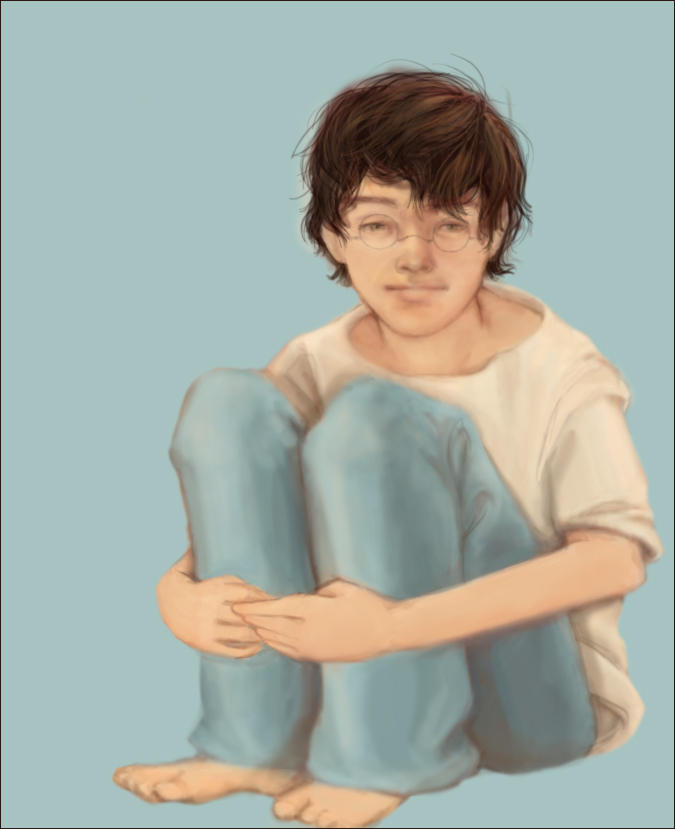 Harry Age 10 by gredandfeorge