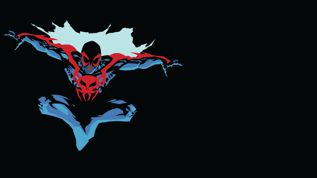 Cool Spiderman 2099 Wallpaper: Spider-Man 2099 By Dazztok On DeviantArt