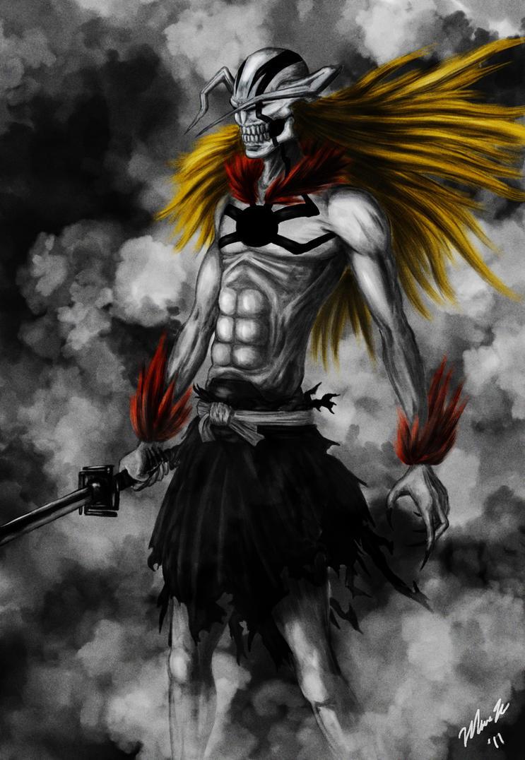 Vasto Lorde Ichigo by IzanagiDreams on DeviantArt