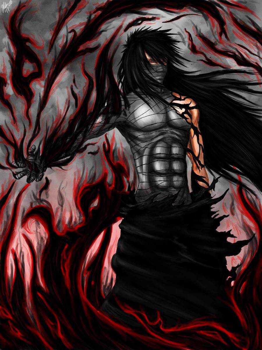 Final Getsuga Tenshou by IzanagiDreams