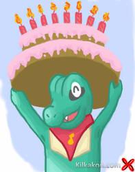 Epic Birthday Time by KilkakonOfficial