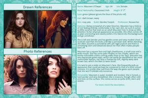 Maureen O'Dwyer by Justyne
