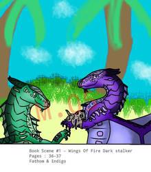 DarkStalker Legends - Scene 1