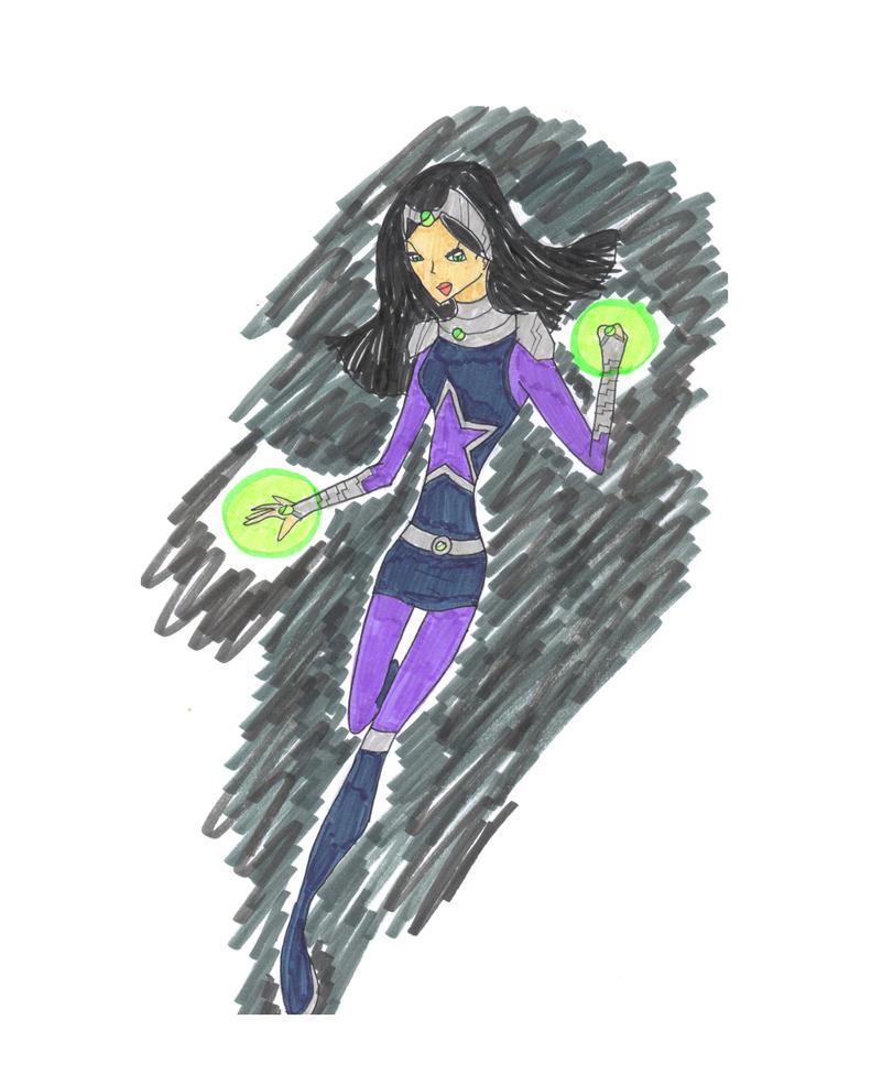 Nightstar Mari Grayson by Nightstar1231