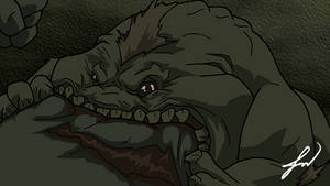 John Carter of Mars: The Animated Series (Woola)