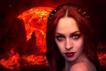 Fire Queen da