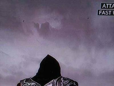 The dark mark Ezio! by MekaelMahariel13