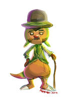 Charles Chespin by potatotter