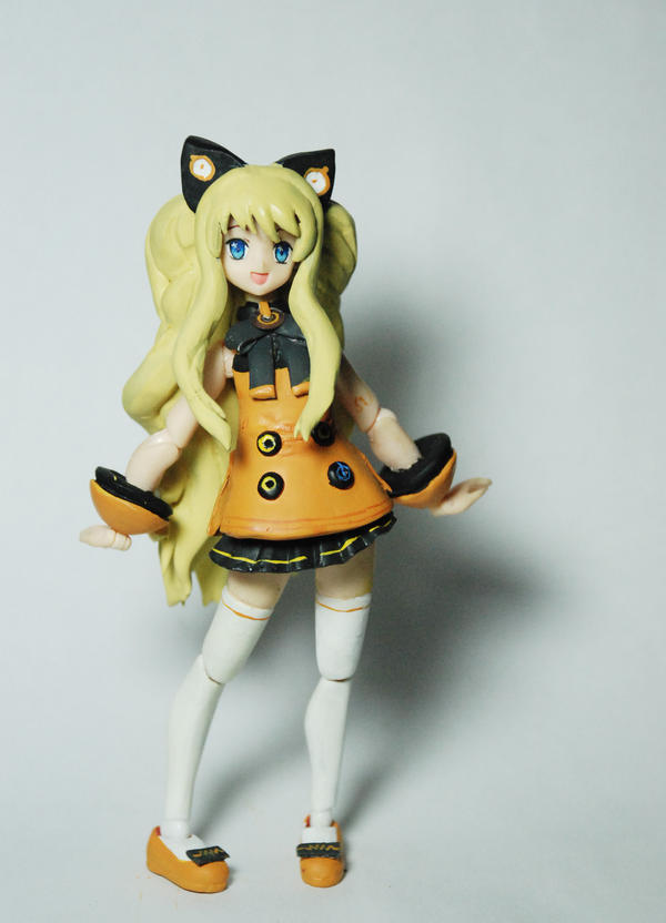figma: Vocaloid SeeU by handockgirl