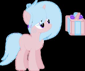 Mystery Gift Result For Blue-Verseper