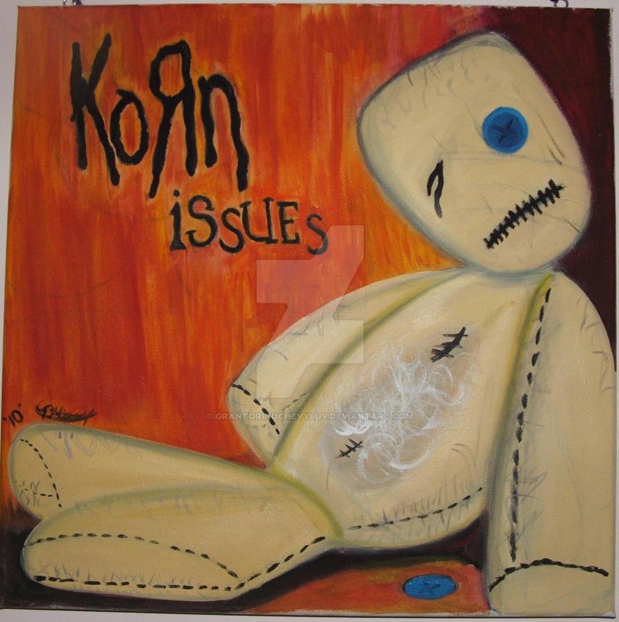 Korn Issues Voodoo by grantorinochevyluv on DeviantArt