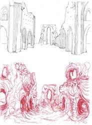 Eldena by Brainscattered