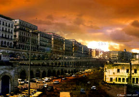 And what if Algiers was.. by duskland