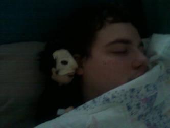 sleeping by AngeliqueBestow