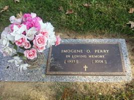 my grandma's grave