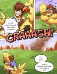 Final Fantasy V Comic Page 10