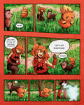 Pokemon Ruby Comic: Putting out the Fire Page 26