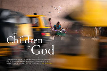 The Children of God by elementality