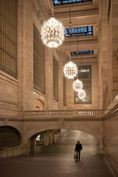 Grand Central Terminal by elementality