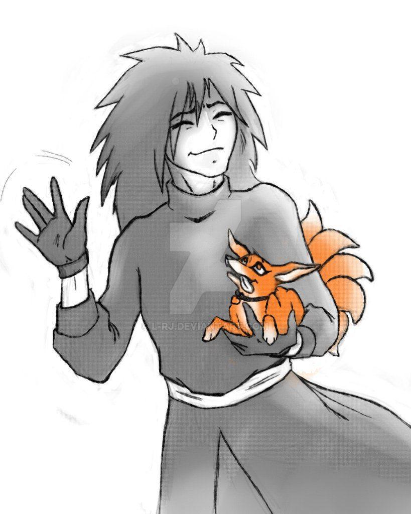 my Little Fox by L-rj