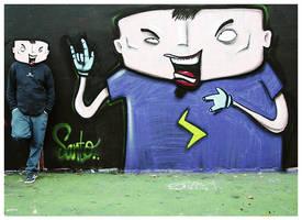 ::santo biggie:: by rudeoz