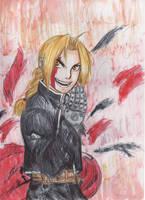 Edward Elric by cupcakeninja11
