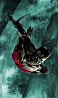 Batman beyond by orphanshadow