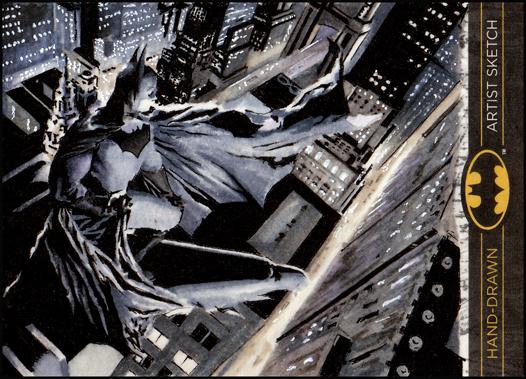 Batman  Artistproof by orphanshadow